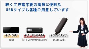 固定場所・複数PC接続